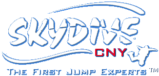 Return to Skydive Central New York Homepage